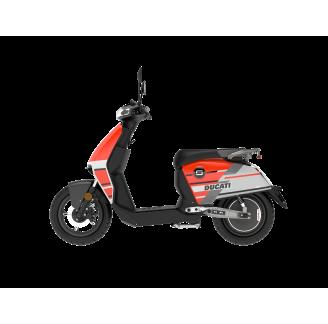 Super SOCO CUX - Ducati...
